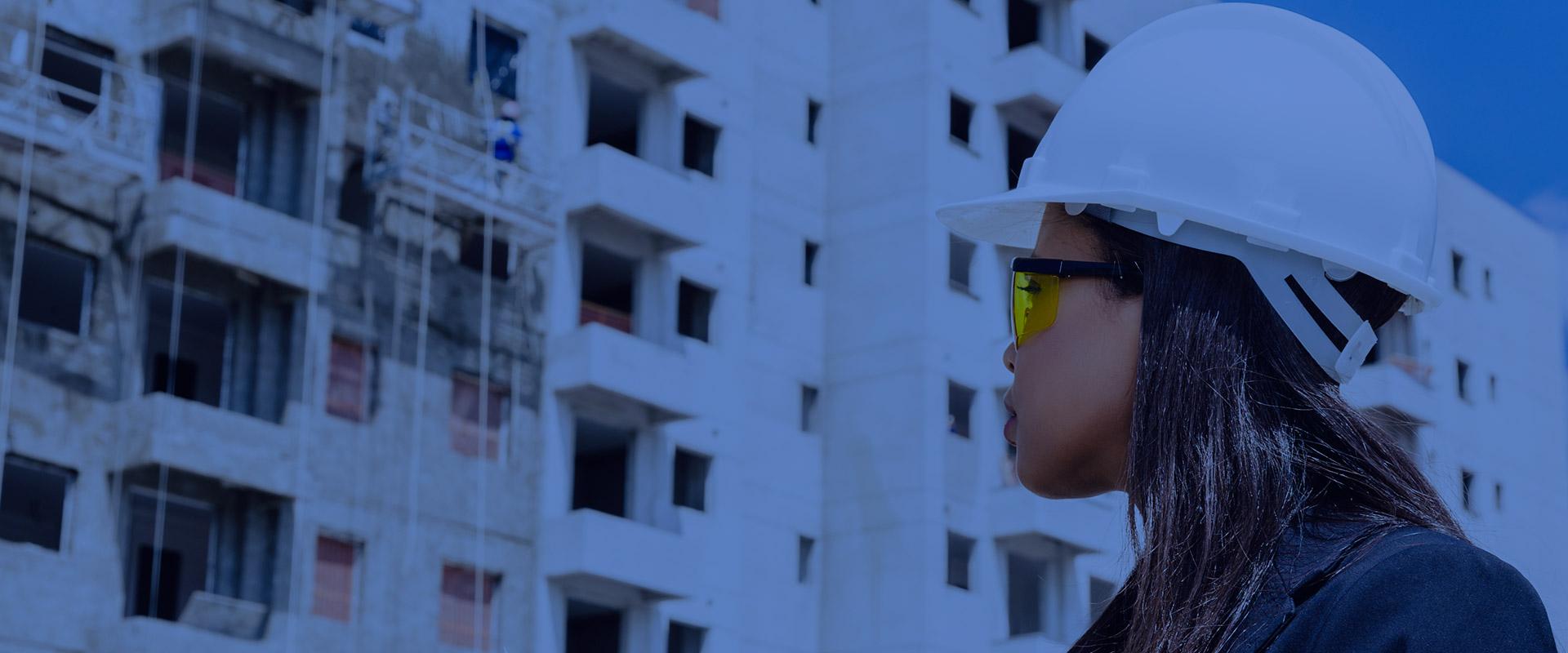 Construção e reforma de fachadas
